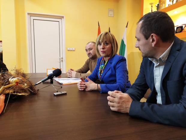 Манолова: 60 % са загубите на вода в Габрово. Подобно е положението в цялата страна