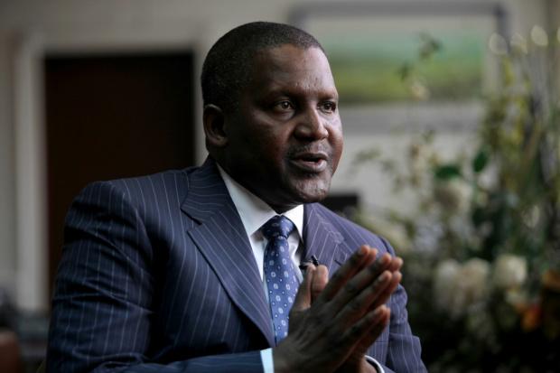 Най-богатият африканец обяви: Искам да купя Арсенал