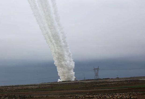 Нова ракетна атака по военна база на САЩ в Ирак