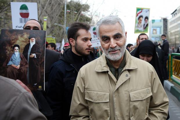 Убитият ирански генерал Касем Солеймани е планирал атаки в България,