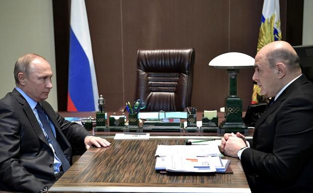 Новият министър-председател на Русия ще бъде Михаил Мишустин, който е роден на 3 март