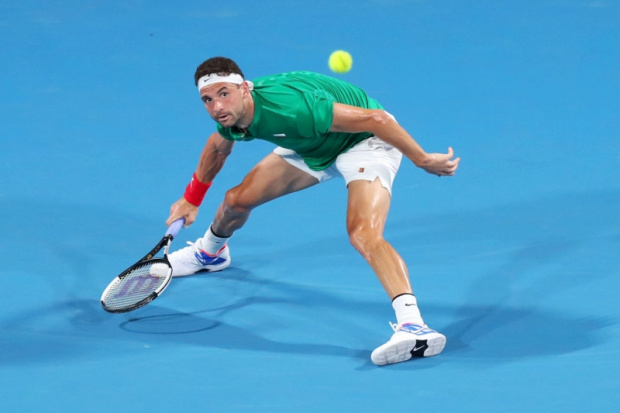 Корав аржентинец на пътя на наш Гришо в първия кръг на Australian Open