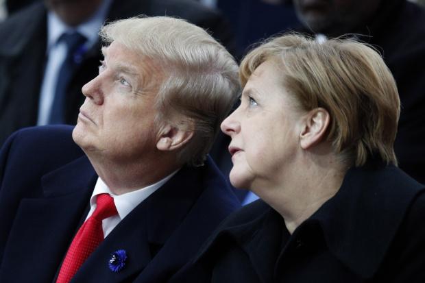 Германският федерален канцлер Ангела Меркел подчерта интереса на Германия и