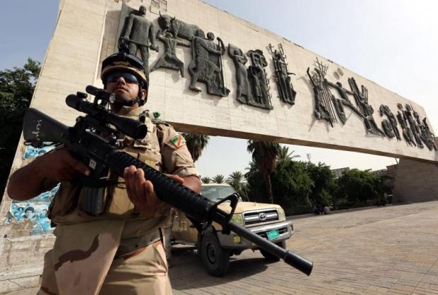 В иракския град Мосул бе арестуван Шифа ал Нима, мюфтията
