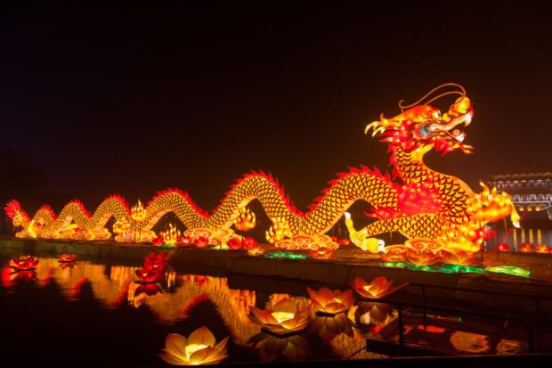 Далечният изток празнува Лунната Нова година – годината на Белия