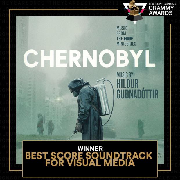 "Саундтракът към HBO поредицата ""Chernobyl"" получи статуетка GRAMMY(R)!"