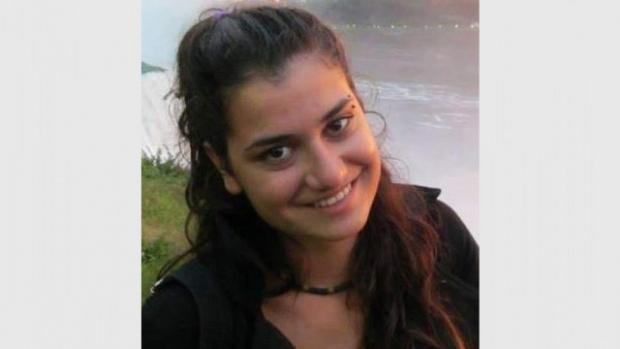 Удавената Димитрина Манджукова, чието тяло беше намерено в Гребния канал