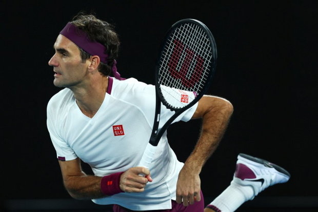 Роджър Федерер направи нещо забележително като се класира за полуфинал