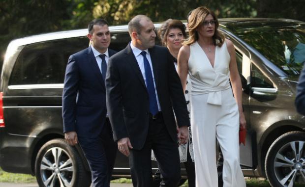 Прокуратурата публикува срс-та по проверка срещу съпругата на президента Десислава