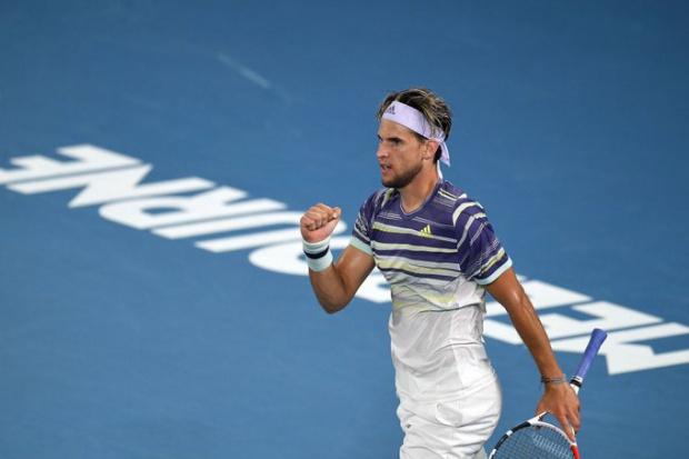 Доминик Тийм осъществи най-голямата изненада на тазгодишния Australian Open и