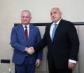 Борисов пред Додон: 60-хилядната българска общност в Молдова е мост между страните ни