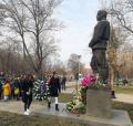 """""""Сини"""" шампиони почетоха Васил Левски и наградиха  талантливите деца на """"Подуяне"""""""