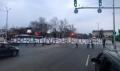 Фенове на Локо блокираха булевард в Пловдив със странни искания (СНИМКИ)