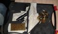 Незаконно оръжие, боеприпаси и наркотици са иззети при полицейска акция в Самоков