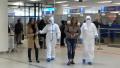 Учебна тренировка за реакция при коронавирус на ГКПП Аерогара София
