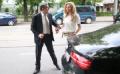 Деси на президента Плевнелиев гази закона на пътя, натиска яко педала