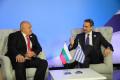 (ВИДЕО+СНИМКИ) Бойко показа на живо визитата си в Гърция и отсече: Гарантираме стабилност в Югоизточна Европа