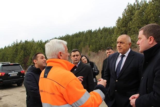 Борисов с тежки думи към Радев: Не ме интересува, той за мен не е президент