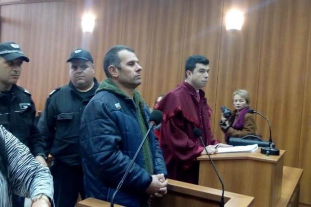 Прокуратурата поиска 20 г. затвор за Светослав Каменов, който на
