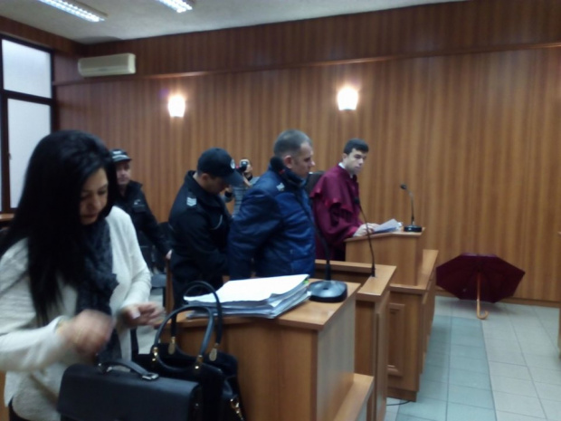 16 години затвор е присъдата на бившия военен Светослав Каменов,