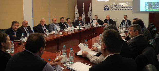 Асоциация на индустриалния капитал в България (АИКБ) обсъди позицията си