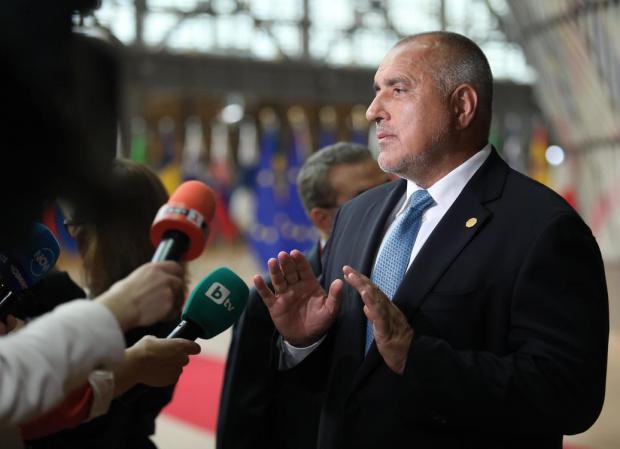 Борисов спира наредбата за касовите апарати: Има още много работа да бъде свършена