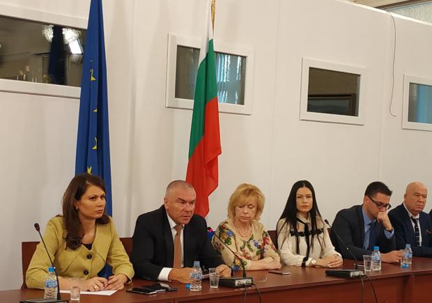 Марешки: Събираме голям кръг от партии за референдума