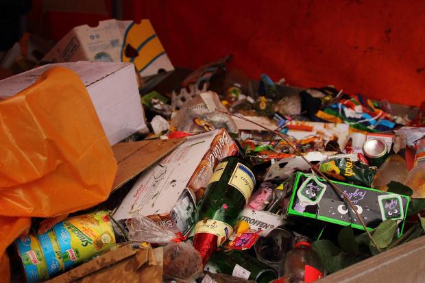 Нова порция боклук тръгва обратно към Италия