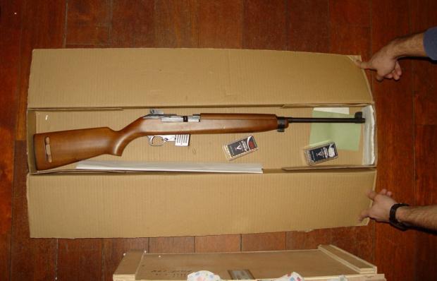 Намериха оръжие и документи за престъпления в офиса на Божков (СНИМКА)