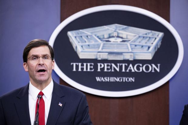 Пентагонът възнамерява да поиска отпускане на почти 167 милиарда долара