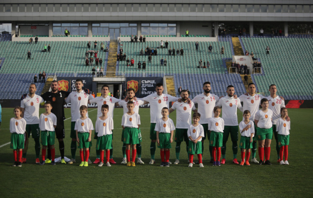 България много слаба в контролата с Беларус, паднахме насред Националния стадион