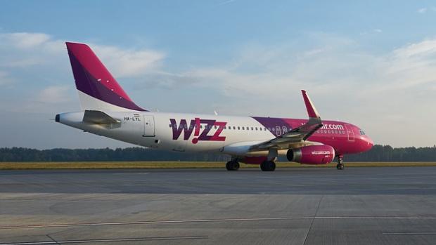 Wizz Air, най-големият нискотарифен превозвач в Централна и Източна Европа,
