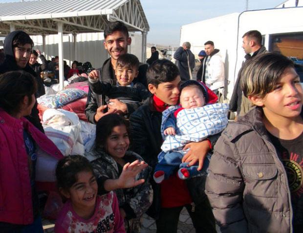 Турската полиция, бреговата охрана и граничните пунктове са били инструктирани