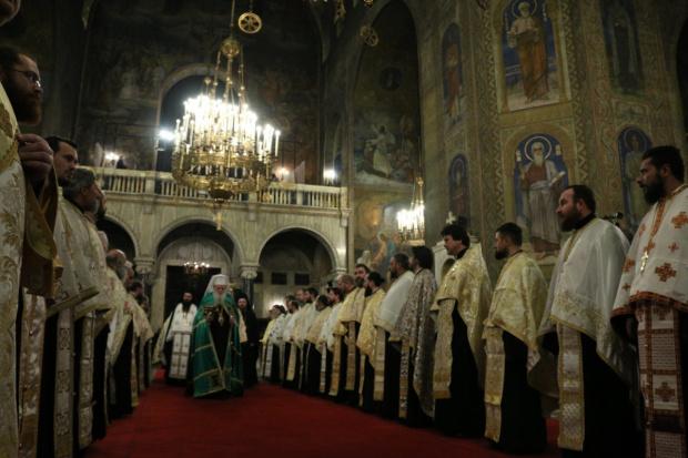Българският патриарх Неофит поздрави православните българи със 150 години от