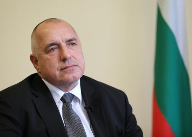 Премиерът Бойко Борисов разговаря тази вечер с председателя на Европейската