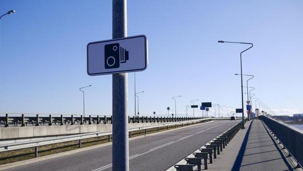 Камерите на тол системата, които се намират на републикански пътища