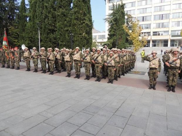 Днес министърът на отбраната Красимир Каракачанов издаде заповед за привеждане