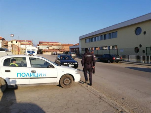 Първи арест заради неспазване на извънредното положение