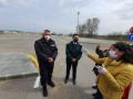 Шефът на Гранична полиция: Буферният паркинг нормализира преминаването на ТИР-ове