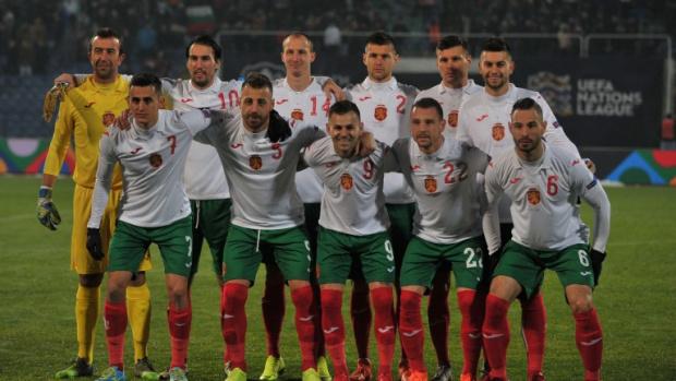 България стартира в Лигата на нациите с домакинство на Ейре