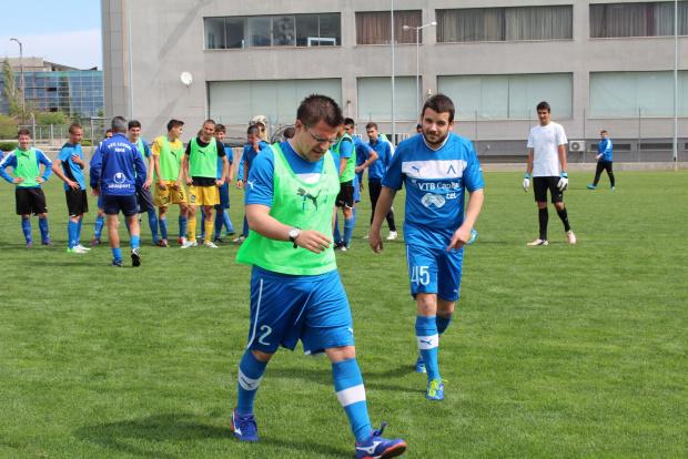 (ВИДЕО) Иван и Андрей се отказаха от 60 бона в името на любимия Левски