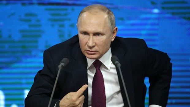 Путин: Русия ще отблъсне всеки един агресор, както стори с Хитлер