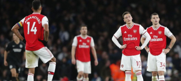 Грандът Арсенал е под карантина, дербито с Ман Сити - отложено