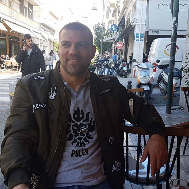 Непобеденият на профи ринга боксьор Тервел Пулев показа, че не