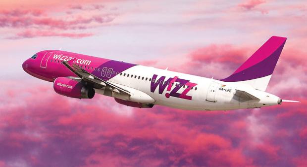 Авиопревозвачът Wizz Air обяви днес, че в резултат на наложените