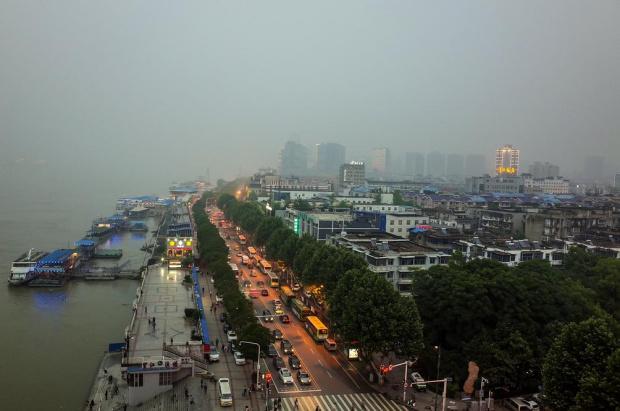 Китай съобщи днес, че не е регистрирал местни случаи на