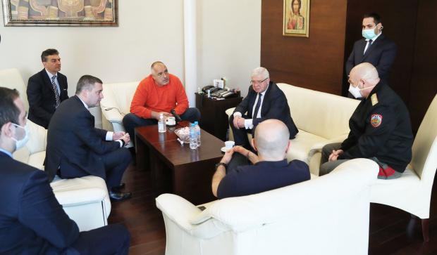 Борисов: Фармацевтичните ни компании имат готовност да започнат производството на лекарства на хининова основа