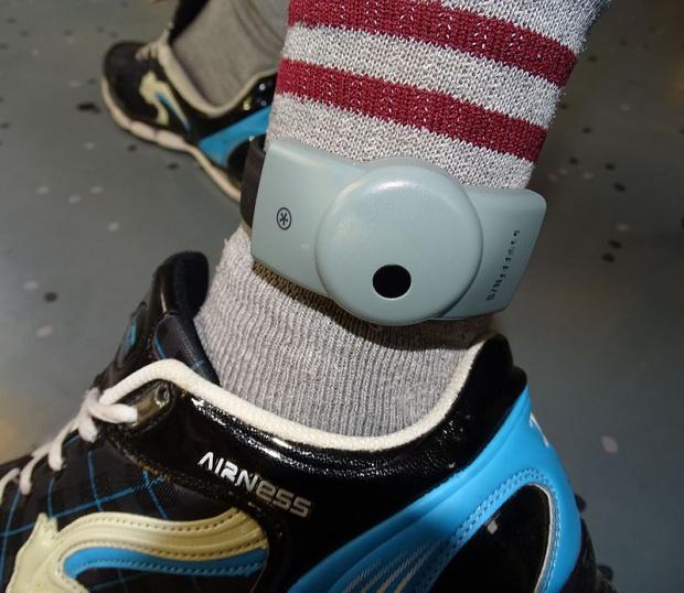 Електронните гривни и телефони, които съобщават за вашето местонахождение, текстови