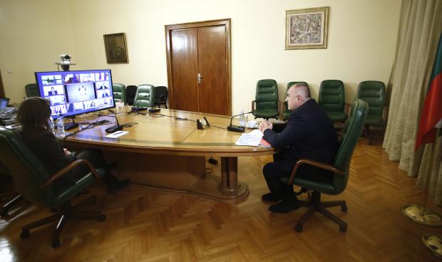 Евролидерите обсъждат онлайн мерките срещу COVID-19 и икономическите последици