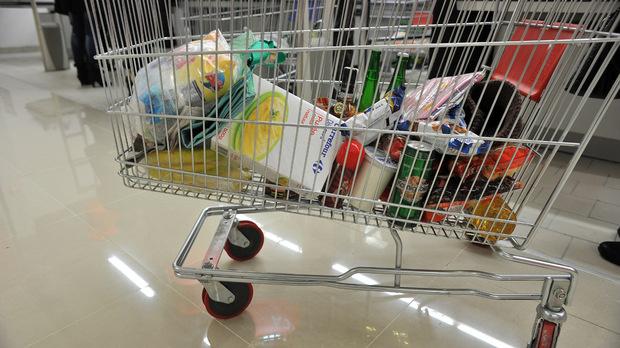 Средностатистическата потребителска кошница, съставена от основни хранителни продукти, е поскъпнала
